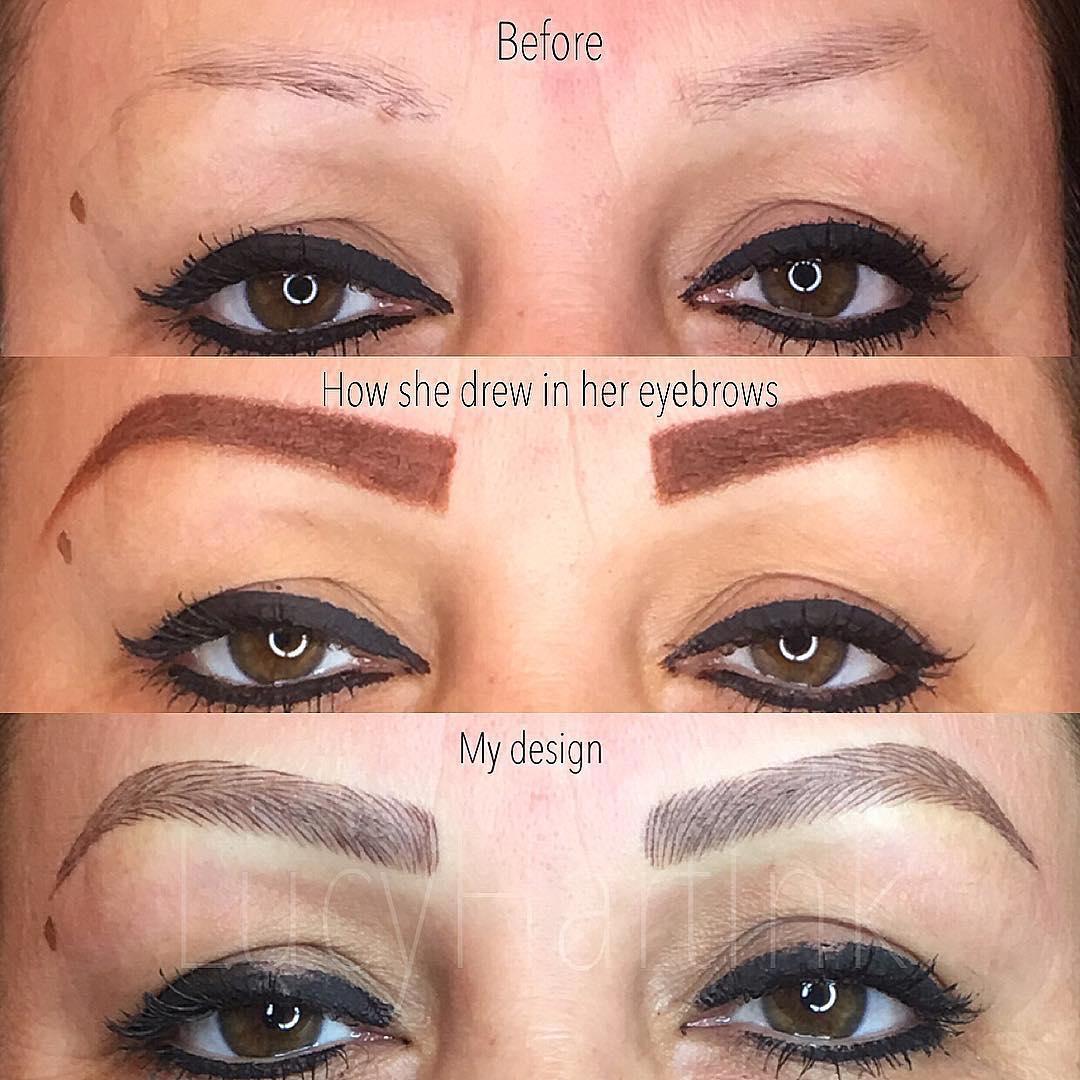 How to make natural makeup