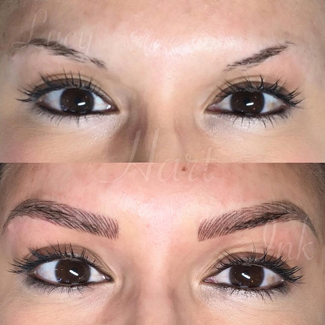 tint eyebrows at home #11